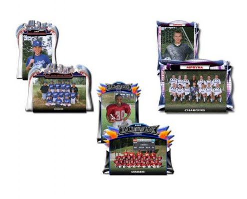Custom Sports Photography Products