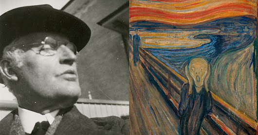 How to Be an Artist, According to Edvard Munch