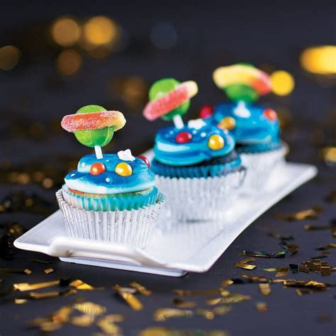 35 Space Themed Cupcakes For Astronomers   Cupcakes Gallery
