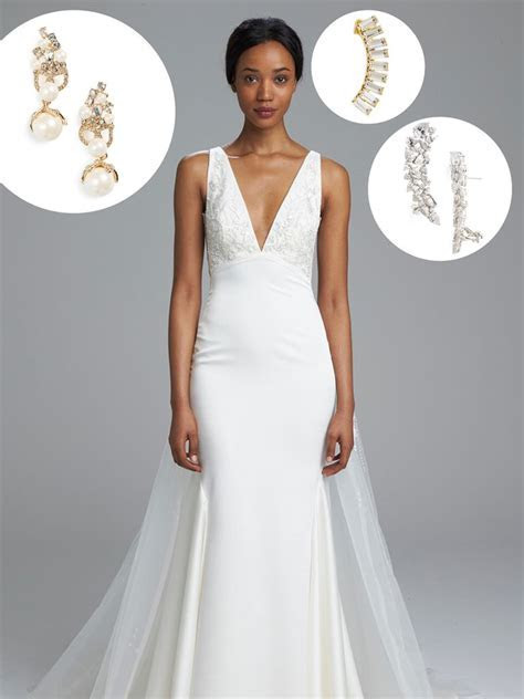 Bridal Jewelry: Find Earrings for Your Wedding Dress