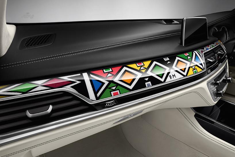BMW esther mahlungu designboom