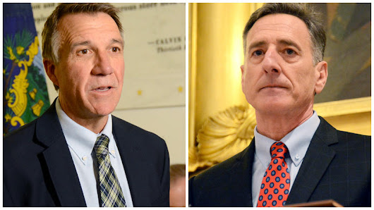 Scott And Shumlin Issue Joint Statement Calling For Unity In 'Time Of National Discord'