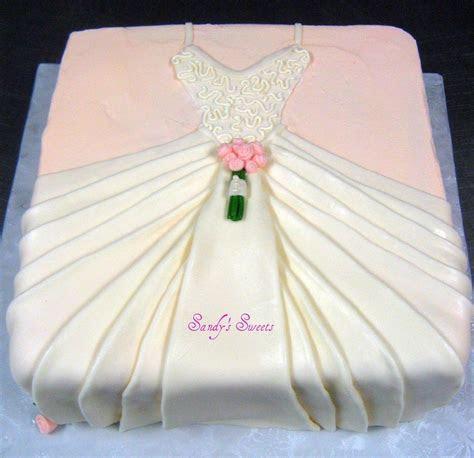 Bridal Shower Cakes   wedding shower dresses on Full Size