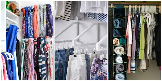 13 Closet Organization Ideas You'll Want to Steal Immediately