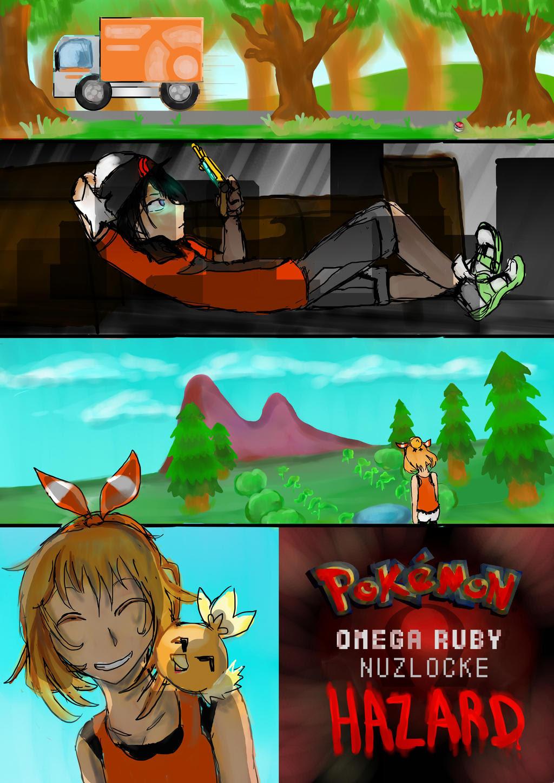 Hazard Pokemon Omega Ruby Nuzlocke by Fascher on DeviantArt