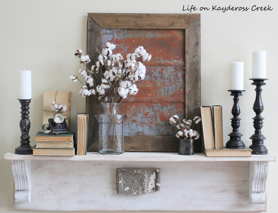 Fixer Upper Inspired Metal Wall Decor - Life on Kaydeross Creek