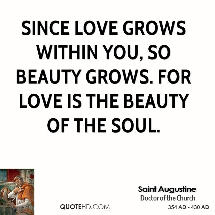 Saint Augustine Love Quotes Quotehd