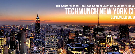 TECHmunch Food Blogger & Culinary Influencer Conferences  Upcoming Events »  » TECHmunch NYC