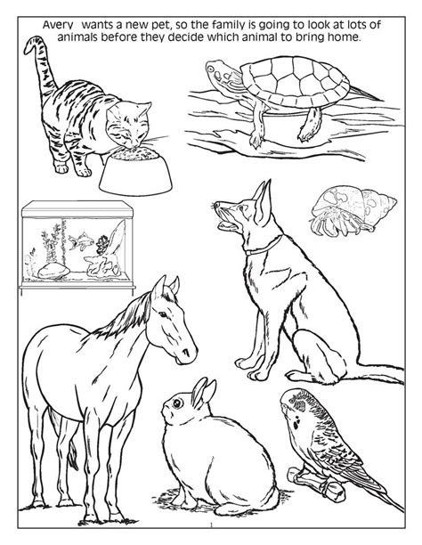 coloring books personalized cuddle   dogs  cats