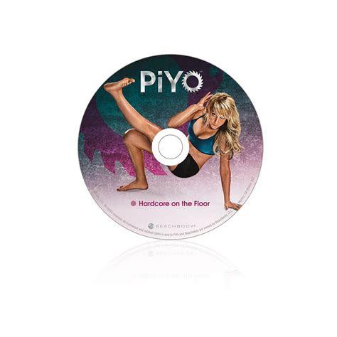 beachbody chalene johnsons piyo hardcore   floor dvd