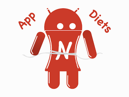 App Diets are not a Fad