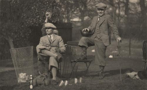 plus fours, 1920s/30s