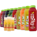 9-Day Vitamin-C Juice Cleanse by Juice From the RAW - 100%RAW & Cold-Pressed Juices / Non-GMO / Gluten-FREE / No Sugar Added (18 Bottles + 9 Shots)
