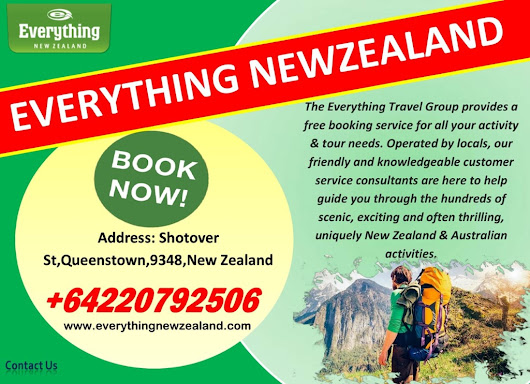 EVERYTHING NEWZEALAND by Everything New Zealand