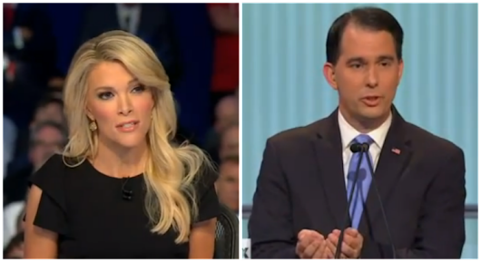 Scott Walker informs Megyn Kelly: Abortion is not necessary to save a mother's life | Live Action News