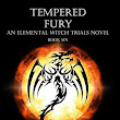 Book Review: 'Tempered Fury' by Lucretia Stanhope