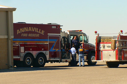 Annaville and Robstown crews