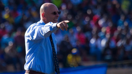 An interview with...Stephen Constantine, India national team manager