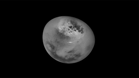 Watching the Clouds Move on Titan Is Freaky as Hell