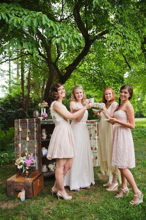 Tea Party Bridal Shower Ideas   Mid South Bride