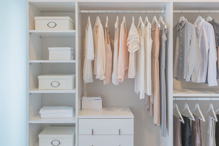Blog | Mega Cleaning London | How to arrange your wardrobe