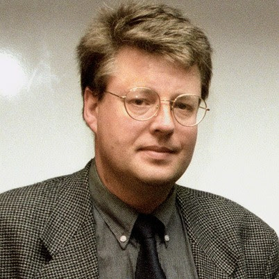 Stieg Larsson (August 15, 1954 – November 9, 2004)