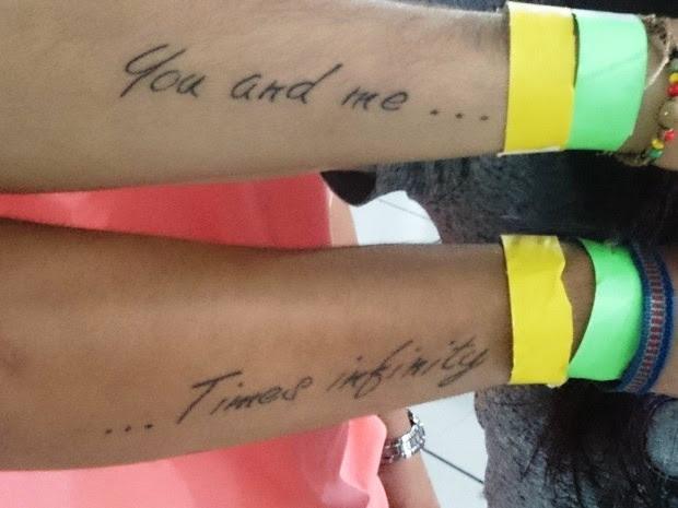 G1 Casais De Ribeirão Fazem Tatuagens Para Eternizar O Amor Que