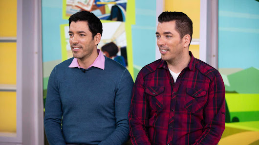 Drew and Jonathan Scott Wish This One Thing Were Banished from Kitchens