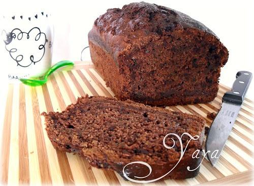 Cake Cioccolato e Zucchine
