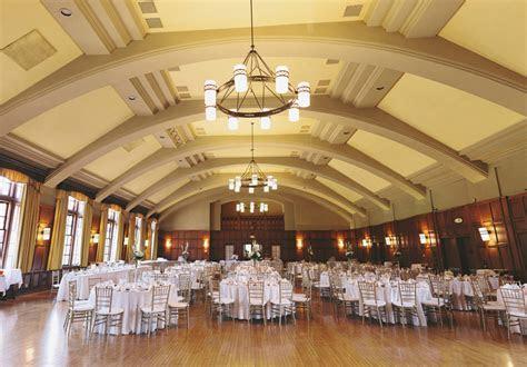 Tiffany & Jim's Elegant Michigan League Wedding in Ann