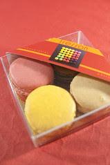 Macarons, Franck Fresson, Salon du Chocolat Tokyo 2010, Shinjuku Isetan