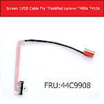 Screen LVDS Connector Flex Cable For Lenovo THINKPAD T400s T410s LCD/LED Connect Mainboard Cable Laptop FRU:44C9908