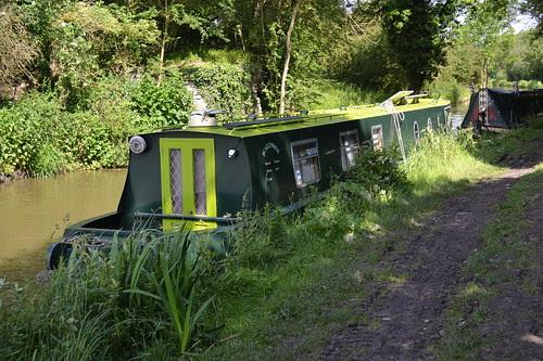 Scallywag @Wilmcote, Stratford-upon-Avon Canal