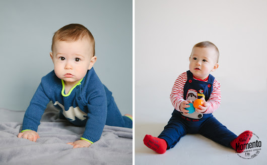 Liam 9 month old | Momento Photographic Studio - Momento Photographic Studio - Kildare - Newborn & Baby Photographers