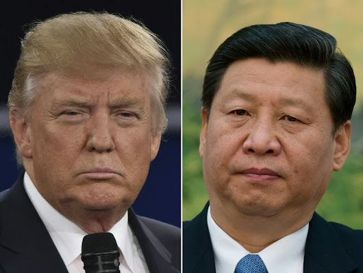 As Trump pursues 'America first,' China's Xi sees opening for primacy in Asia