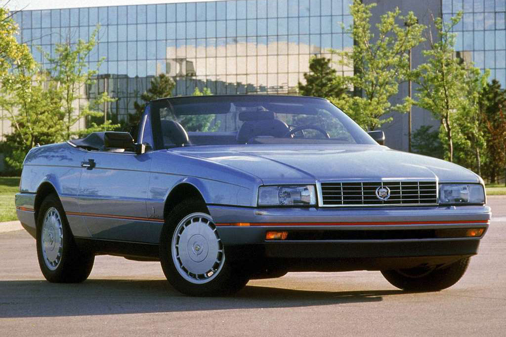 Used Cadillac Allante for Sale: Buy Cheap Pre-Owned ...
