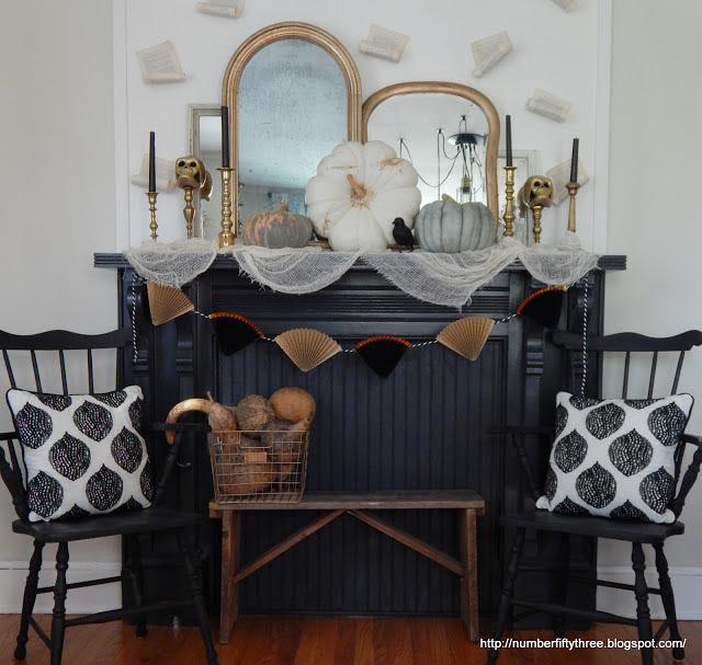 number-fifty-three-vintage-glam-halloween DIY halloween decorations