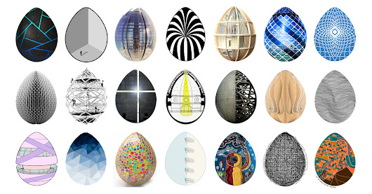 Easter Eggs for Architects (And Architecture Lovers)