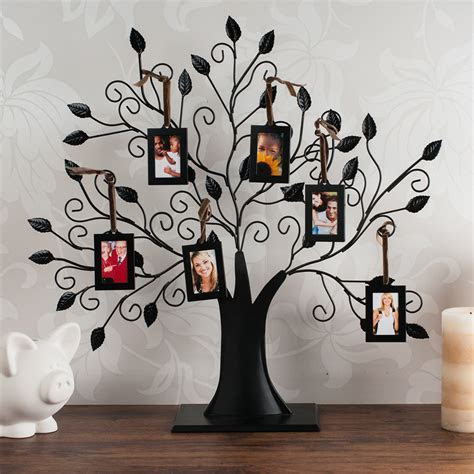 Family Tree 6 Picture Frame   GettingPersonal.co.uk