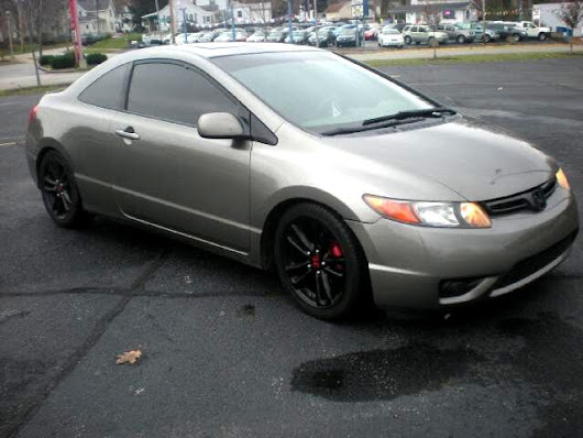 Used 2008 Honda Civic EX Coupe 5-Speed MT for Sale in Lafayette IN 47904 Best Buy Motors