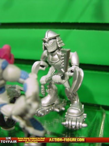 TMNT Mini Mutants :: 'Multi Arm Shredder' ((One of the Shredder Clones from 'Return to New York))  // ]] [[Courtesy Action-figure.com]]
