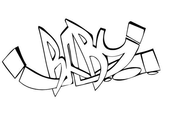 graffiti malvorlagen kostenlos  amorphi