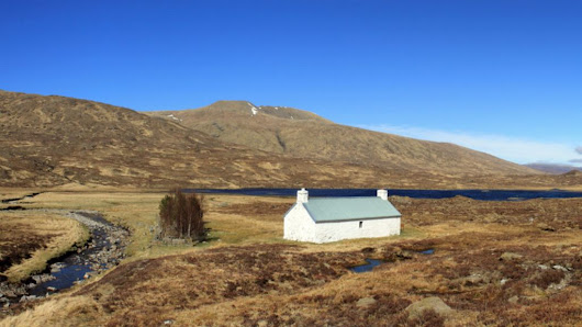 Bothy-bagging: Scotland's best-kept secrets revealed - BBC News
