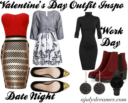 {Fashion Monday} Valentine's Day outfit inspo  ⋆ A July Dreamer