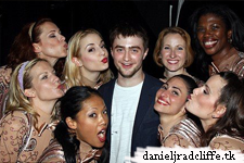 Updated: Daniel visits A Chorus Line