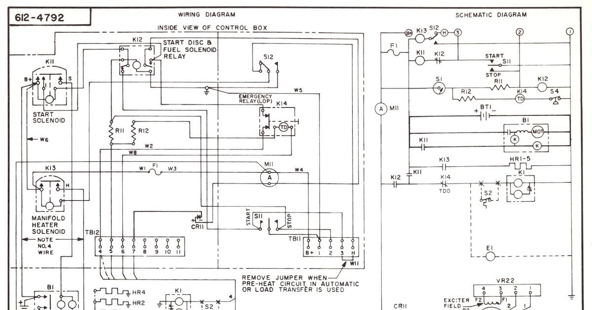 Cummin Marine Wiring Diagram