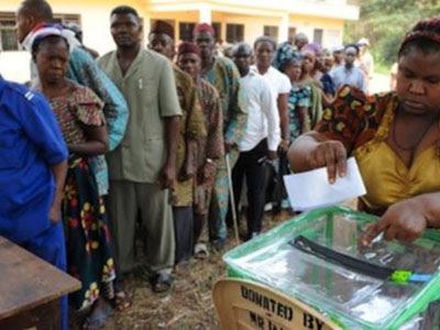 Image result for Cash Inducement Rules Ekiti Guber elections