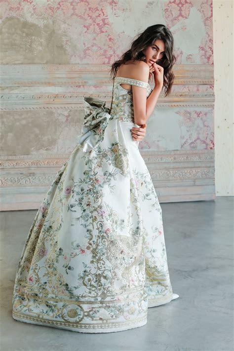 Antonio Riva Bridal & Wedding Dress Collection Spring 2019