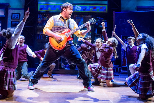 Andrew Lloyd Webber's Smash Hit School of Rock is Coming to North Texas
