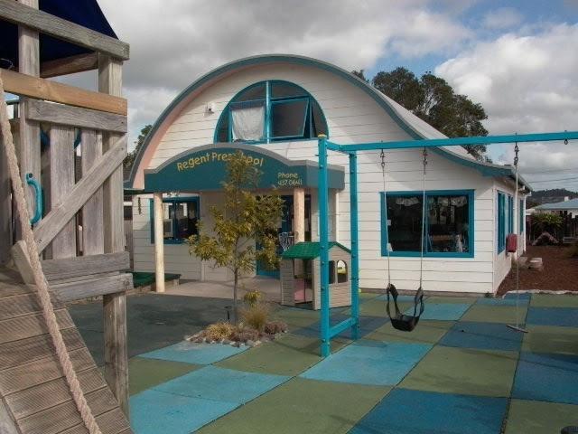 Regent Preschool - Architecture Photos - Sam's Photoblog